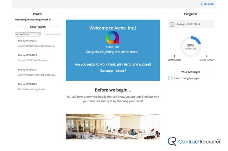 JobVite Portal