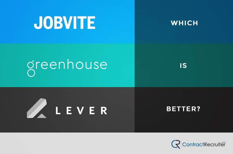Jobvite Greenhouse Lever