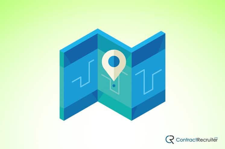 Location Data Illustration