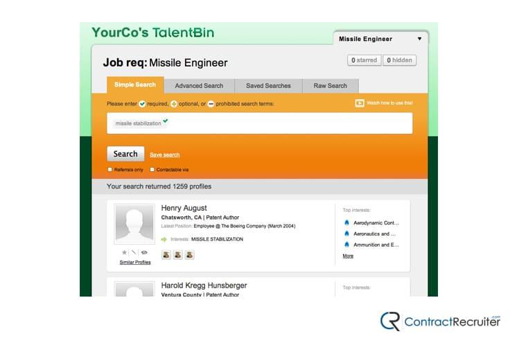 Talentbin App