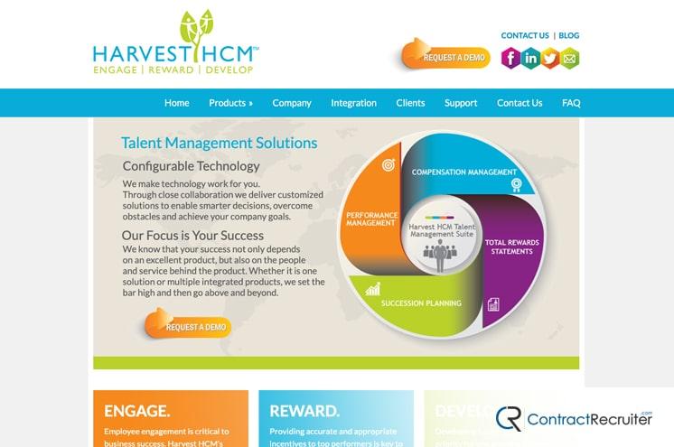 Harvest HCM