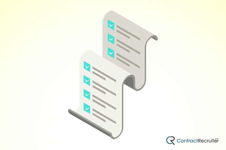 Checklist of Candidates