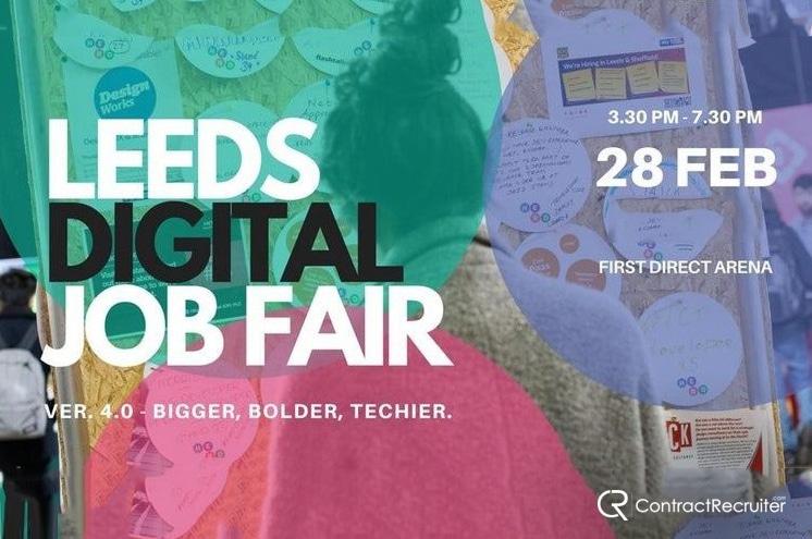 Job Fair Poster