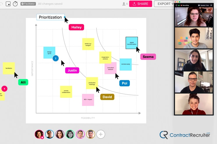 Collaboration App