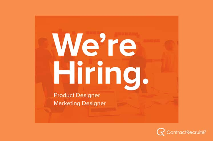 Were Hiring Illustration