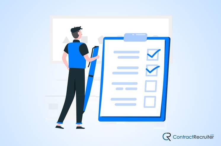 Checklist of Job Requirements