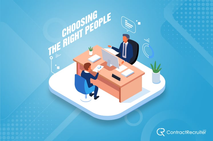 Choosing The Right People