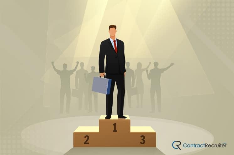 Team Leader Illustration