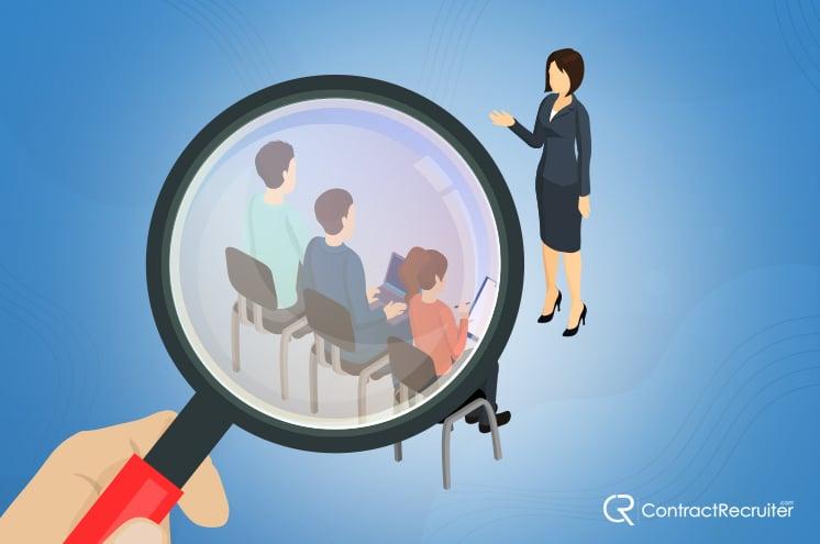 Observing an Interview