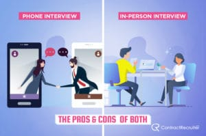 Phone vs In-Person Interview