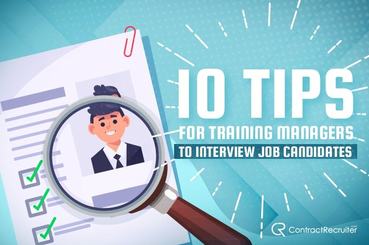 Tips to Train Managers to Interview