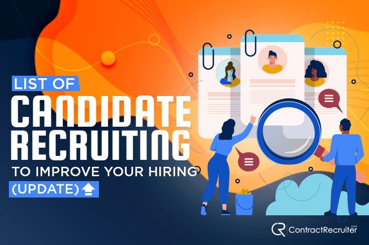 Candidate Recruiting Strategies