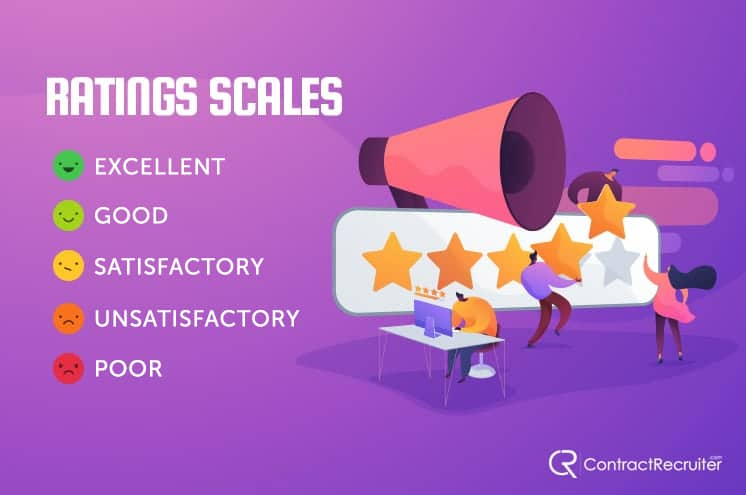 Rating Scales Chart