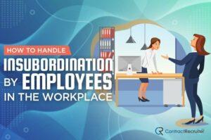 Employee Insubordination