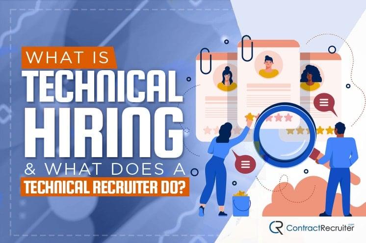 Technical Hiring Illustration
