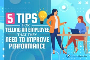 Tips for Employee Performance
