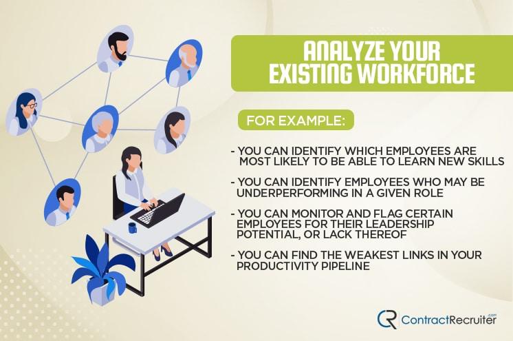 Analyze Your Existing Workforce