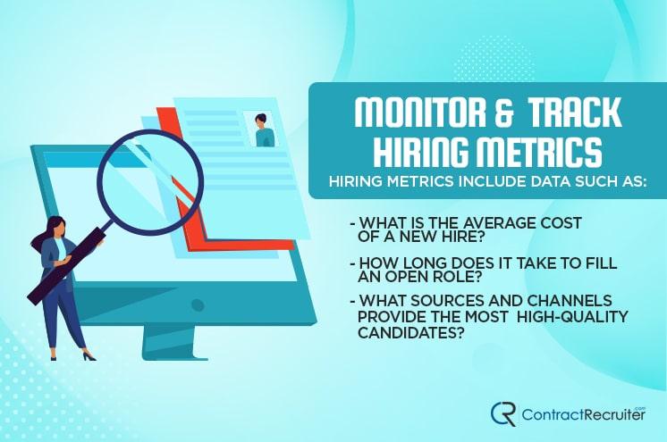 Monitor Track Metrics