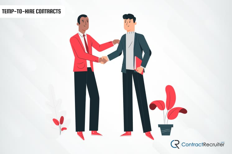 Temp to Hire Contract