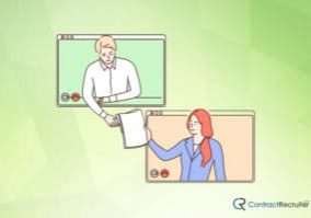 Remote Interviewing Candidates